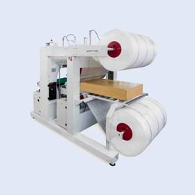 Horizontal Stretch Wrapping Machines | Evoring-STE Fully Automatic