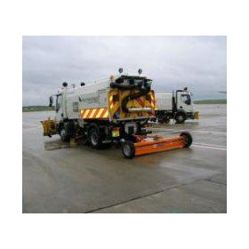 Magnetic Sweepers for Farms, Highways, Airports