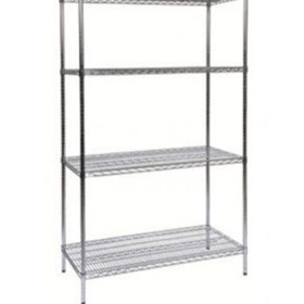 Wire Storage & Wire Shelving System | Spacelogic