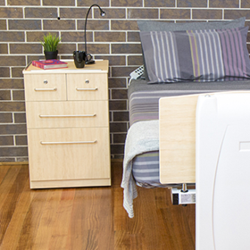 CodaCare | Aged Care Bedside Lockers - 303