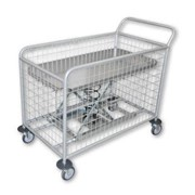 Coil Spring Base | WDLT381/CSBG | Hospital Storage & Shelving