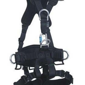 Gravity Suspension Safety Harnesses