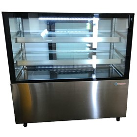 Display Fridge 4 Foot 3 Tiers