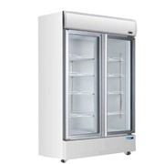 Glass 2 Door Drinks Refrigerator (Swing Doors) | Mitchel Refrigeration