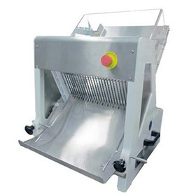 12mm bench mounted bread slicer