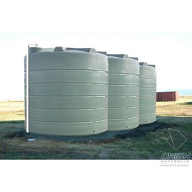 Rainwater Tank | Tasmanian Traditional Round Panelled Wall