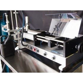 Pneumatic Volumetric Filling Machine | AV5 Series Single Cylinder