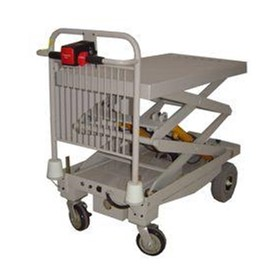 Electric Scissor Lift Trolleys | Powered Liftmate
