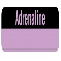 Drug Identification Labels - Adrenaline