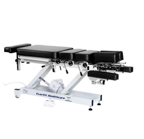 Pro Drop Chiropractic Table | Everfit Healthcare
