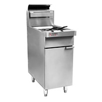 RCF4-NG new RC Series Gas Deep Fryer