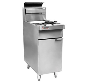 RCF4-NG new Trueheat RC Series Gas Deep Fryer