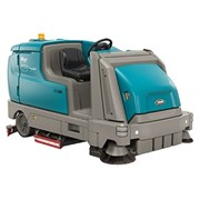 Battery Powered Ride On Sweeper-Scrubber | M17