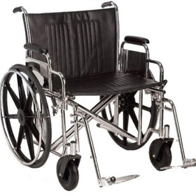 Breezy Easy Care Bariatric Wheelchair