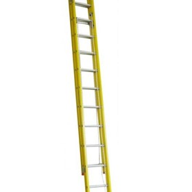 Industrial Fibreglass Extension Ladder | Tradesman