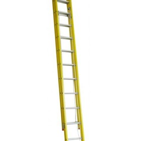 Industrial Fibreglass Extension Ladder | INDALEX Tradesman
