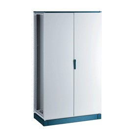 Mild Steel Free Standing Electric Enclosure (Double Door)