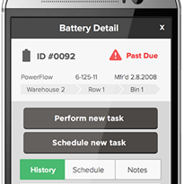 Free battery maintenance software, Battery StewardB