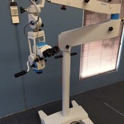 Reconditioned Universal Surgical Microscope | Moeller Universa 300