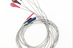 ECG Cable 5-lead 60 cm Pinch 300-3A