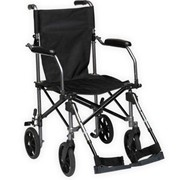 Drive Ultra Lightweight Portable Wheelchair + Carry Bag