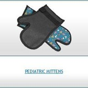 Radiation Protection Pediatric Mittens