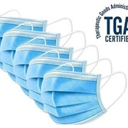 Level 2 Three Ply Face Masks - TGA Certified