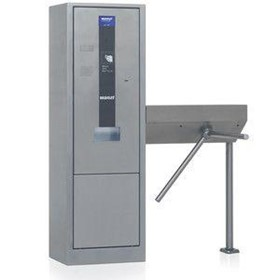 EasyGo Turnstiles with Ticket Machine