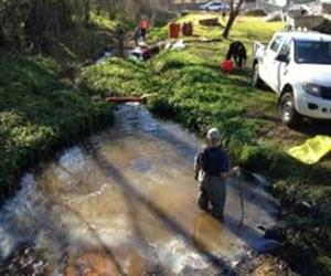 The ultimate result was that Bega Lakes and river was protected from contamination.