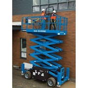Self-Propelled Scissor Lift I Bi-Energy 69