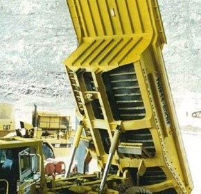 Lihir mine adds five Duratray dump bodies to fleet