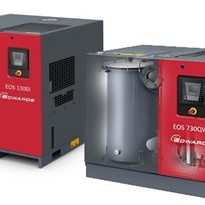 EOSi Rotary Screw Vacuum Pumps