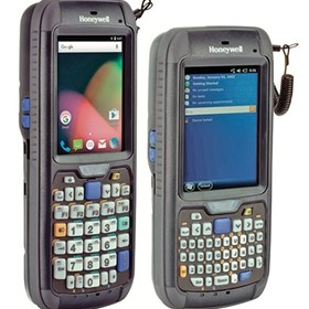 The CN75 Ultra-Rugged Mobile Computer