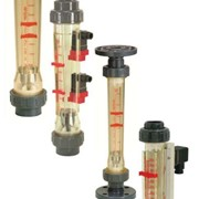 Plastic Tube Flow Meters - Series PT/PS