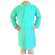 Disposable Medical Dental Laboratory Isolation Cover Gown 10PCS