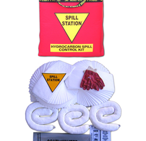 Spill Station Oil & Fuel Spill Kit