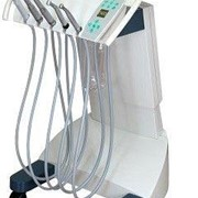 NEO Mobile Dental Cart with Remote Wireless Foot Control