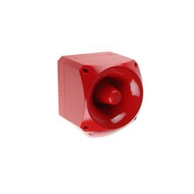 Nexus 120 Sounder/Beacon Red Led 10-60 V | Automation Signalling