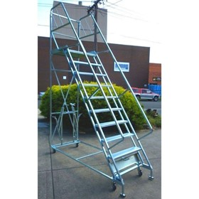 Mobile Platform Ladder | GTS29/10