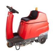Ride On Scrubber Dryer | RA535IBCT