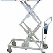 DC Powered Scissor Lift Trolleys
