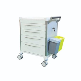 Medication Cart | 65x48x90cm
