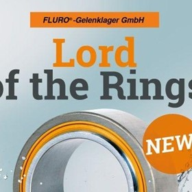 FLUROGLIDE® MEDIA SOLID - MEDIA RESISTANT SPHERICAL BEARINGS