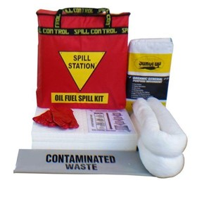 Spill Kits | 40 Litre Oil AusSpill Quality Compliant SKU - TSSIS40OF