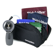 Hand Aneroid Sphygmo | Multi-Cuff Kit | DS-66 | Welch Allyn