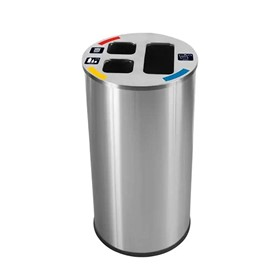 Room Recycler Stainless Steel Recycling Bins