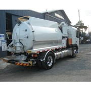 Vacuum Trucks I Septic and Grease Trap Vacuum Tankers