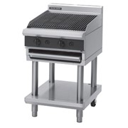 1200MM Leg Stand Gas Chargrill | Evolution Series G594-LS