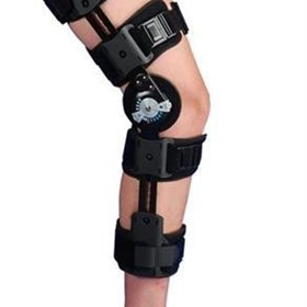 Multi Adjustable Cool ROM Knee Brace | MAM-809210