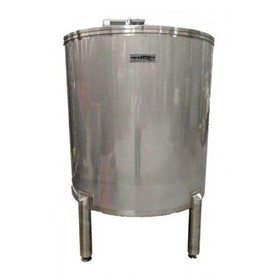 New Stainless Steel Mixing Tank - Capacity 2,500LT